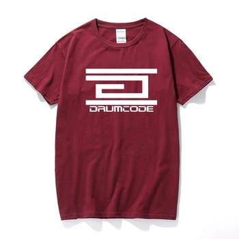 Camiseta Drumcode negro