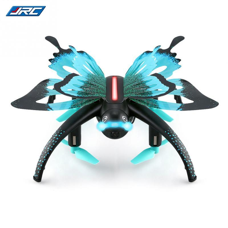 JJR C H42WH RC Animal Butterfly WIFI FPV 0 3MP Camera Drone RC Quadcopter Mini 4