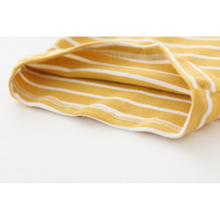 Striped Pattern Girls Top
