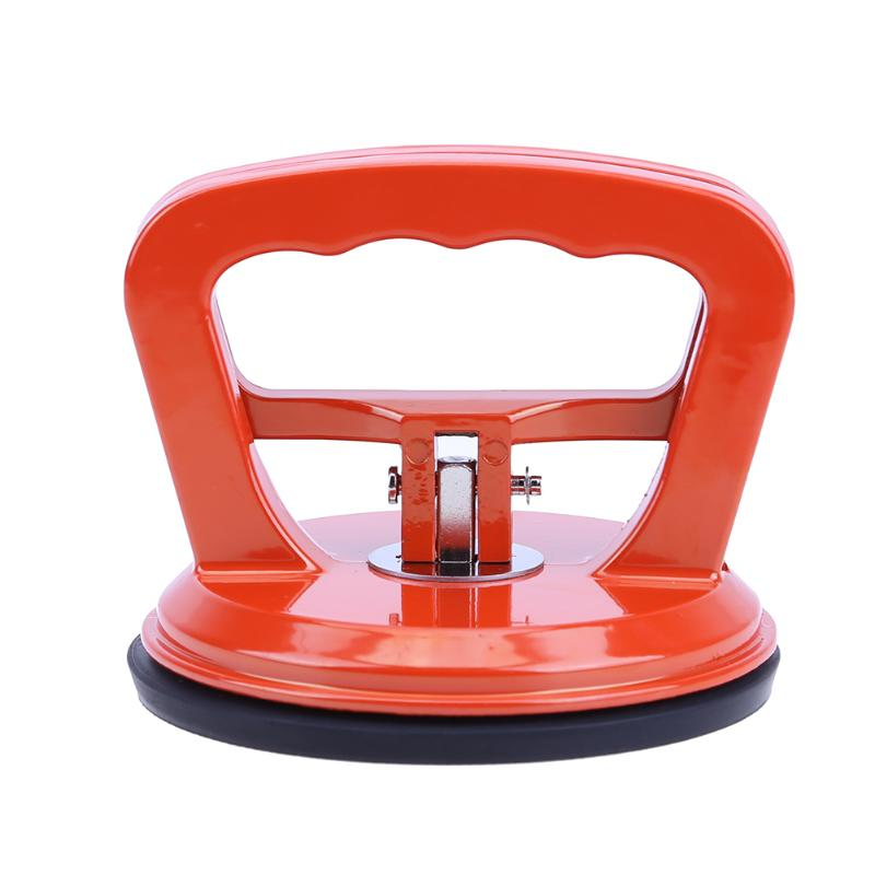 Single Claw Sucker Vacuum Suction Cup Car Auto Dent Puller Tile Extractor Floor Tiles Glass Sucker Removal Hand Tool Sets clear white water resistance vacuum equipment suction cup sucker