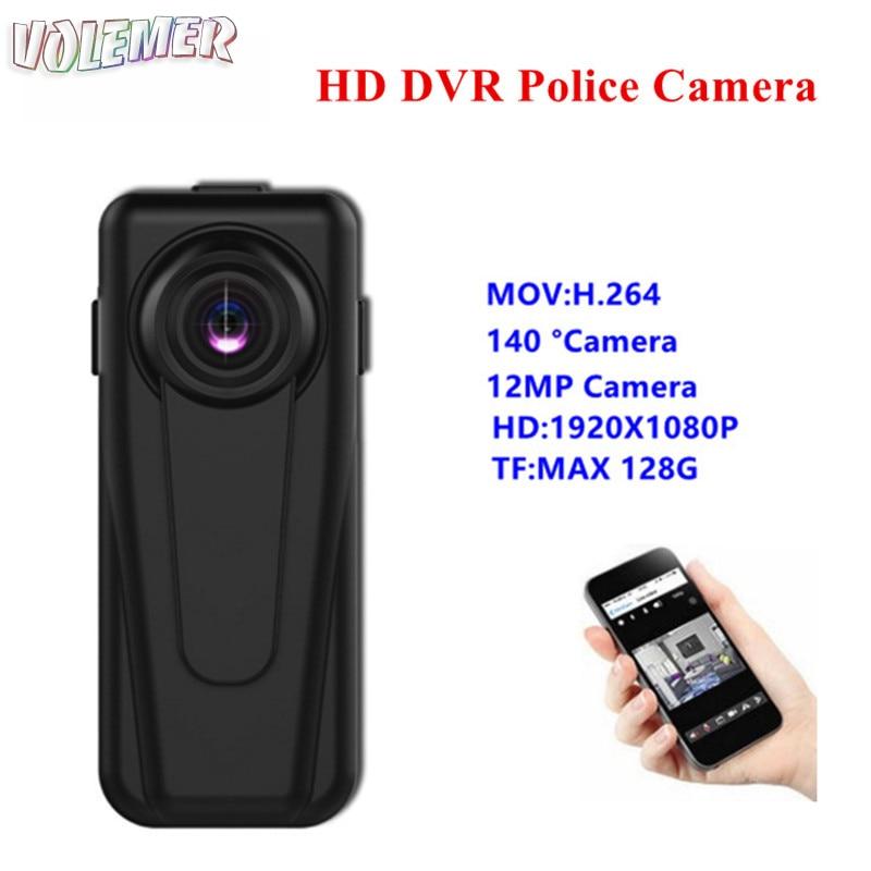 цена на Volemer F2 mini camera Wifi HD 1080P DV Mini Action Kamera motion Sensor Body Camcorder Digital camera Sports flexible camera