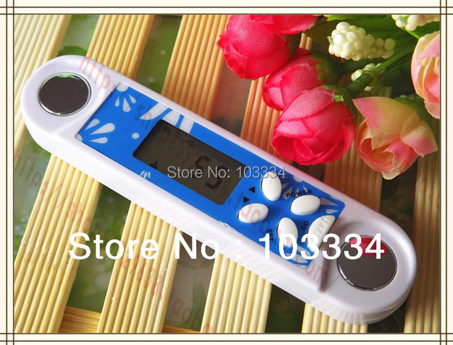 Dropshipping & Freeshipping Mini Digital Body Fat Monitor Analyzer Tester Controller Personal Body Fat Caliper Tester