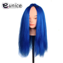 African Hairstyle Crochet Hair Pre Loop Yaki straight Premium Hair classic feeling Synthetic Braiding Hair 18inch