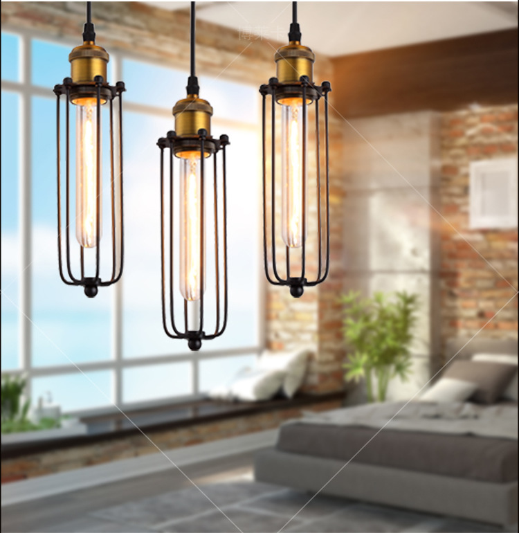 Vintage Ceiling Lights Hotel Coffee Bar Home Lighting ...