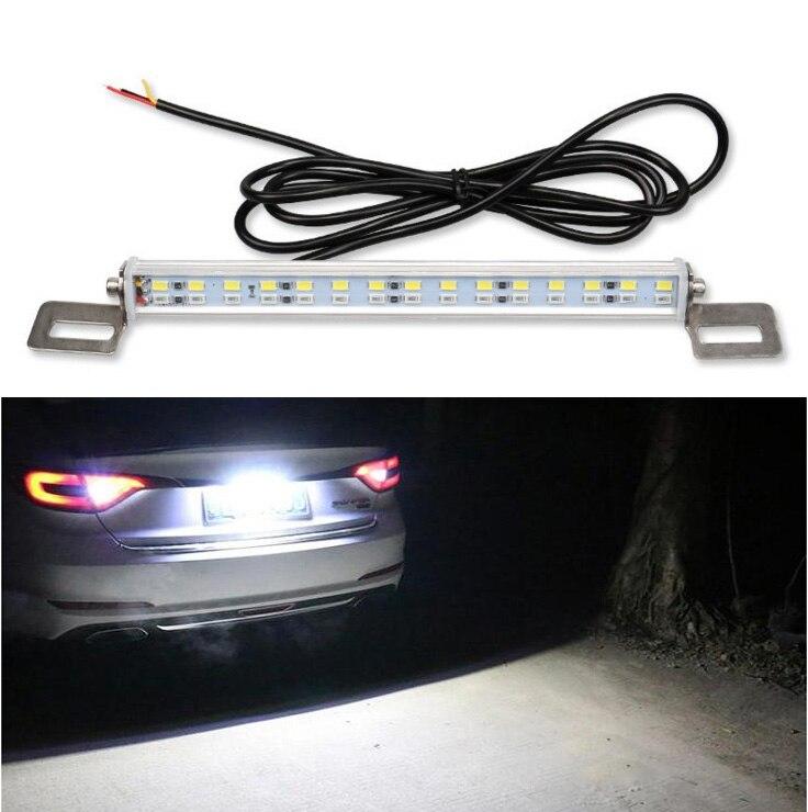 2x Red 1157 20W 22SMD LED High Power Backup LED Turn Brake Light Reverse Bulb