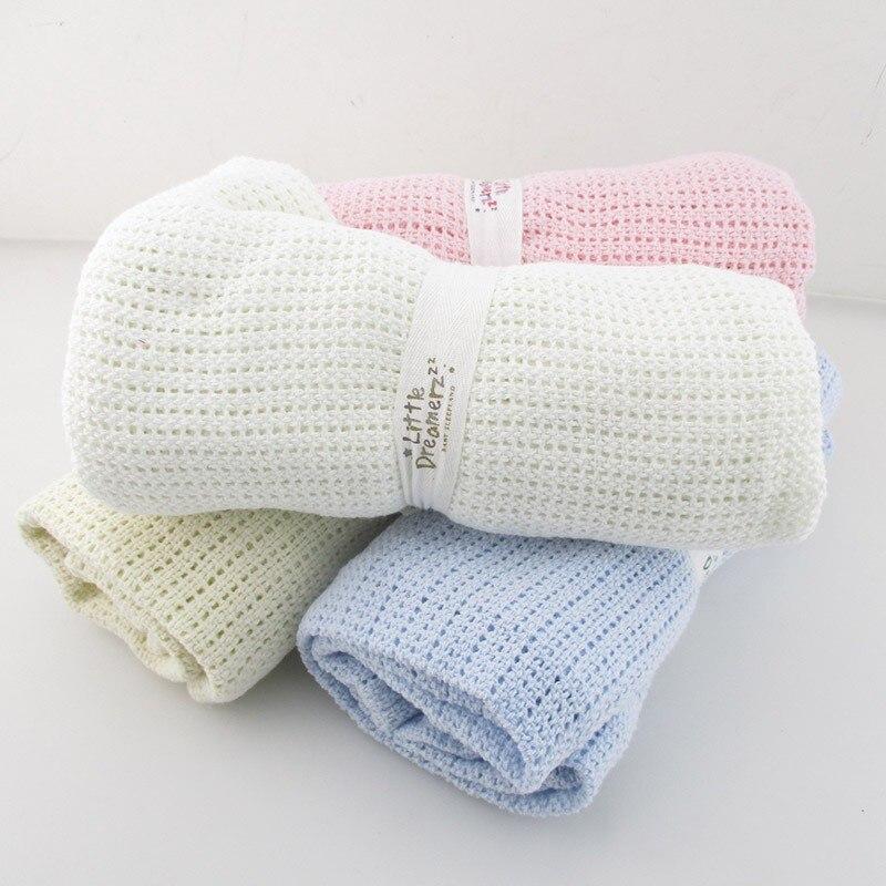New 100 Cotton Pet Dog Sleep Bed Mat Warm Crochet Hole Design Soft