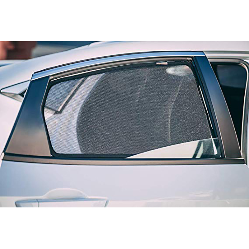 2 pcs 2 Pcs Magnetic Car Front Side Window Sunshade For Ford Escort Focus Mondeo Edge Curtains UV Visor Solar Protection Sun Block Car (4)