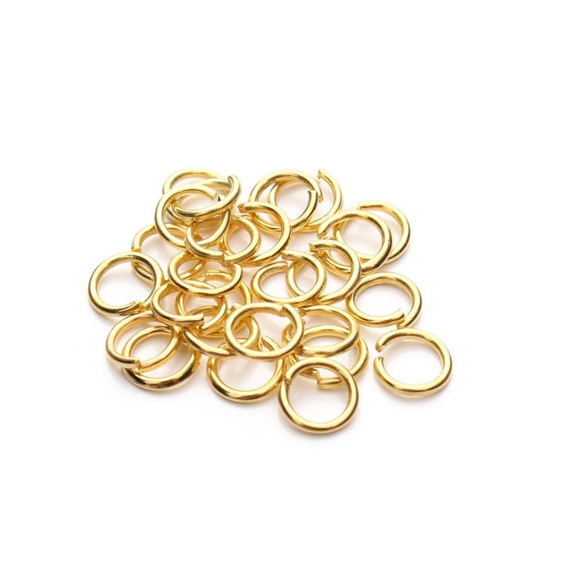 XINYAO-200pcs-bag-4-6-8-10-mm-Metal-Jump-Rings-Silver-Gold-Bronze-Color-Split (2)