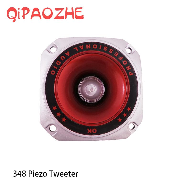 2PCS Audio Speaker Tweeter 4\