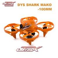 Мирко drone DYS акулы Мако бесщеточный FPV Racing Drone F4 BLheli_S Dshot 5,8 Г 25 200 MW 40CH VTX Дрон для игры в помещении