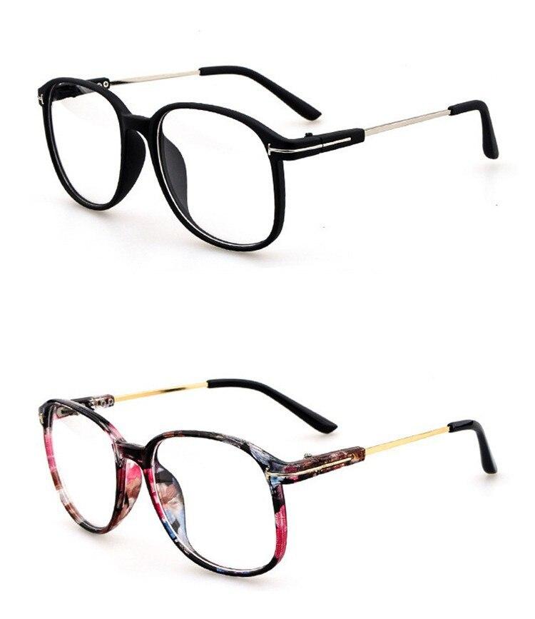 Высокое качество очки кадр ретро прозрачные очки KM18-34 Для женщин очки кадры зрелище оптический миопия очки