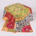 Lenços de sarja de seda xale muçulmano Hijab moda Headwear