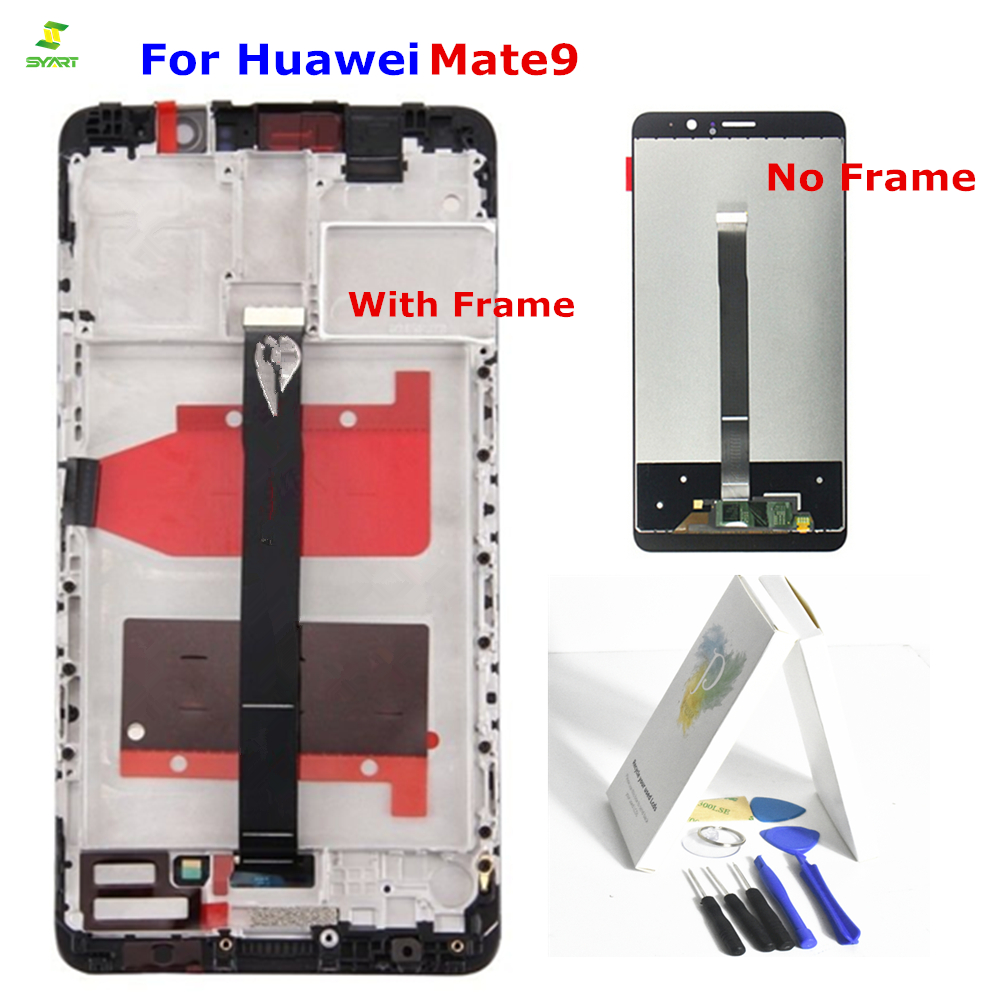 Frame-5-9-For-Huawei-Mate9-MHA-L09-MHA-L29-Mate-9-LCD-Display-Screen-Digitizer