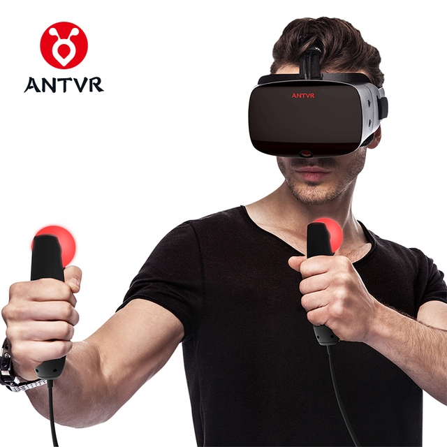 Virtual Reality Glasses Headset for PC