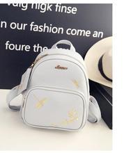 2017 летний симпатичные женщины маленький рюкзак мультфильм женщины мини мешок школы набор рюкзак девушки vintage путешествия рюкзак mochilas escolare