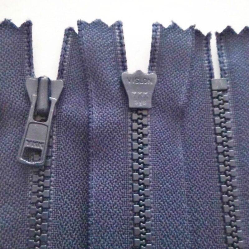 YKK cremallera azul oscuro cerrar Fin de costura bolsillo frontal del  collar Ropa Accesorios herramientas 6be44fab0bc