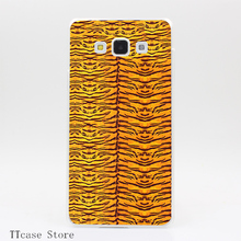 2170CA Luxury Just Cavallis Tiger Print Transparent Hard Cover Case for Galaxy A3 A5 A7 A8 Note 2 3 4 5 J5 J7 Grand 2 & Prime