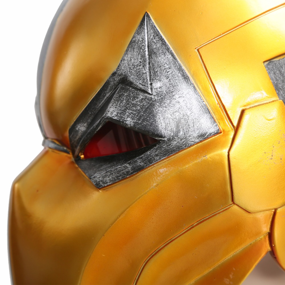 Aliexpress.com : Buy Deathstroke Helmet Soft Resin Injustice: Gods ...