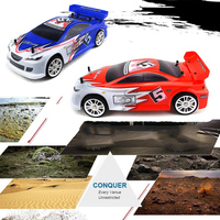 RC Toy Car For Drift Diecast Vehicle Racing D16 M6 45Km Brushless On Road Off Road Remote Control Car Electronic Toys Car Gifts