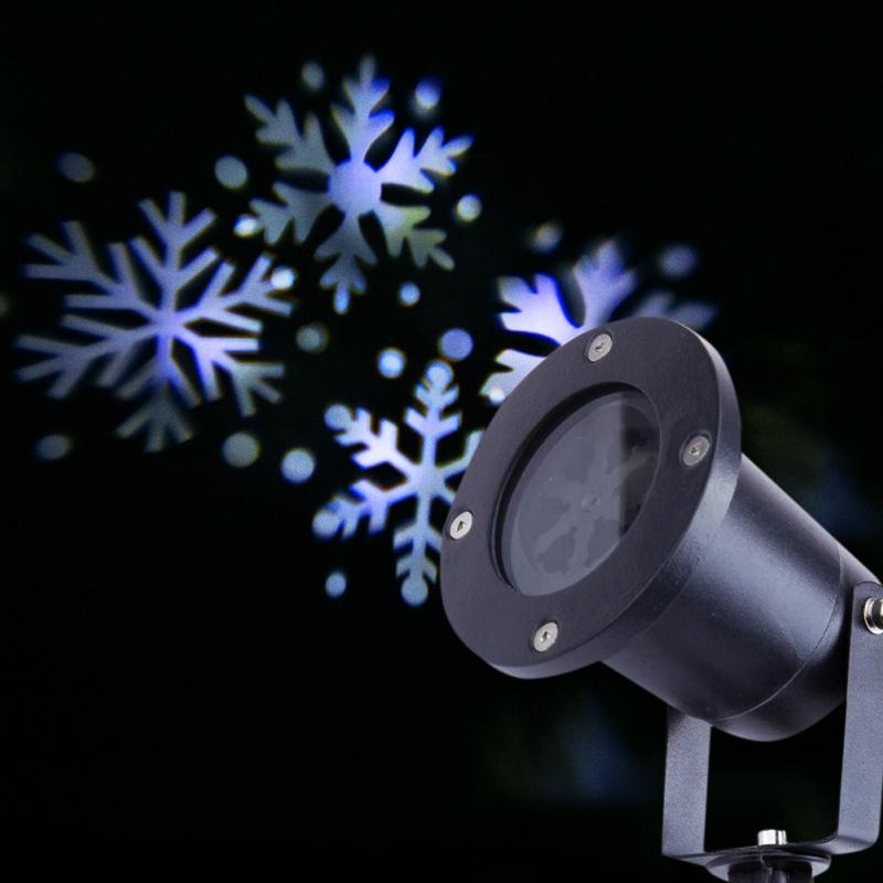 Projector For Christmas Lights