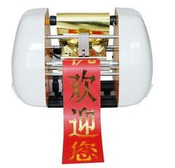 Wstążka maszyna tłoczenie folią na gorąco/złoty wiązka taśmy maszyna drukarska/Amydor 150 cyfrowy wstążka satynowa drukarka do folii
