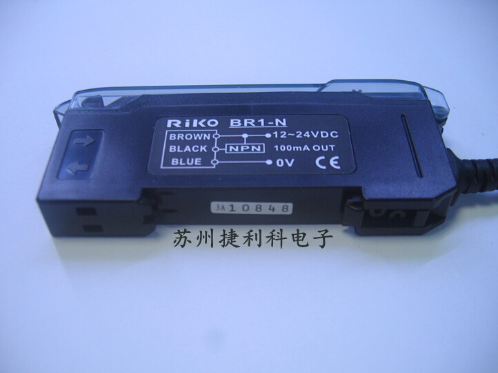 new original BR1-N  fiber amplifier RIKO new original riko sensor resistance