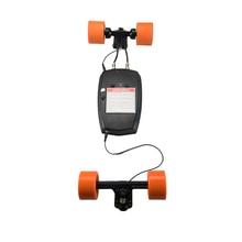 Elektrischer Longboard-Skateboard-Umwandlungs-Ausrüstungs-hinterer LKW mit MOTOR-Antrieb des doppelten elektronischen Ausrüstungssatzes des elektrischen Skateboard-mechanischen Satzes