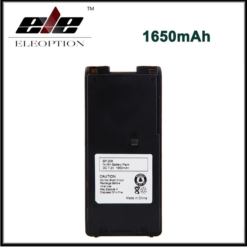 BATTERY FOR ICOM BP-210 BP-222 BP-210N BP-209N BP-222N