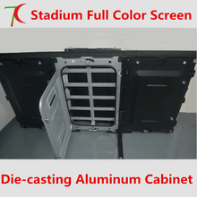 P8 Stadium Screen 1536 1024mm HD SMD outdoor full color water proof cabinet display 4scan 15625dots