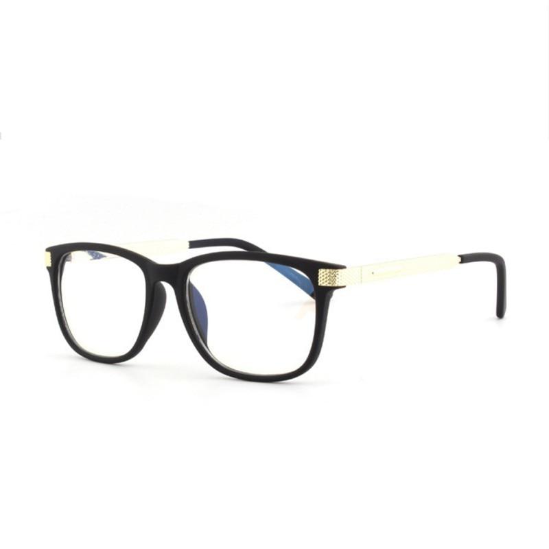 Mode Frauen Myopie Brillen Klare Linse Meral Bein Leopard/Braun ...