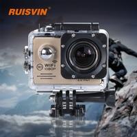 RUISVIN Action Camera B2G WIFI Sport Helmet Cam 2 0 LCD Gopro Hero 4 Style Waterproof