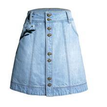 7599ff28e Compra brand lady denim jeans skirt y disfruta del envío gratuito en ...
