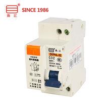 Dpnl 32 монтажный выключатель остаточного тока с защитой от