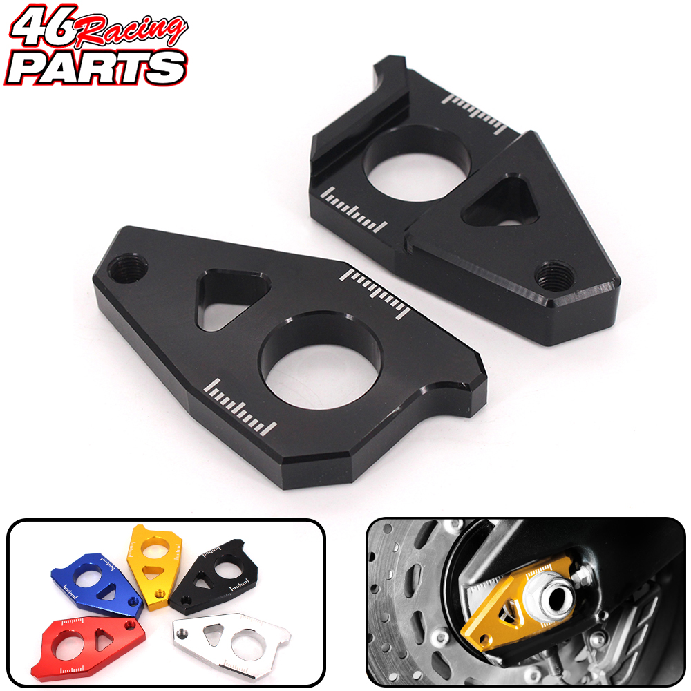 CK CATTLE KING Motorcycle Accessories Chain Adjusters Tensioners Catena For Yamaha TMAX 530 TMAX530 T-MAX 530 FZ8/FZ1 YZF-R1 R1 пазл origami peppa pig пикник 24 эл