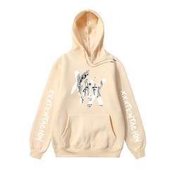 2019 XXXTentacion Hoodies Men/Women Casual Pullover Streetwear Sweatshirt Sudadera Hombre Harajuku Male Hood Crewneck 3XL 2