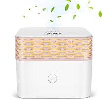 Difusor de aire de Aroma eléctrico USB humidificador de aire ultrasónico aceite esencial aromaterapia máquina de niebla fresca para el hogar