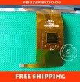 """Бесплатная доставка 9.7 """"емкостный сенсорный дигитайзер сенсорная панель стекло для Newsmy T10 TEXET TM9748 планшетный ПК/MID PB97DR8070-05"""