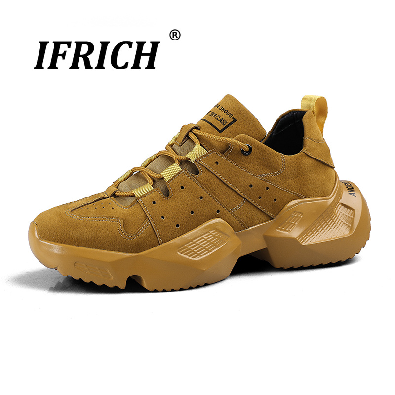 Different Colors Casual Sneakers For Male Leather Youth Fashion Mens Shoes Brand Designer Lace Up Sneakers Fashion Men Shoes