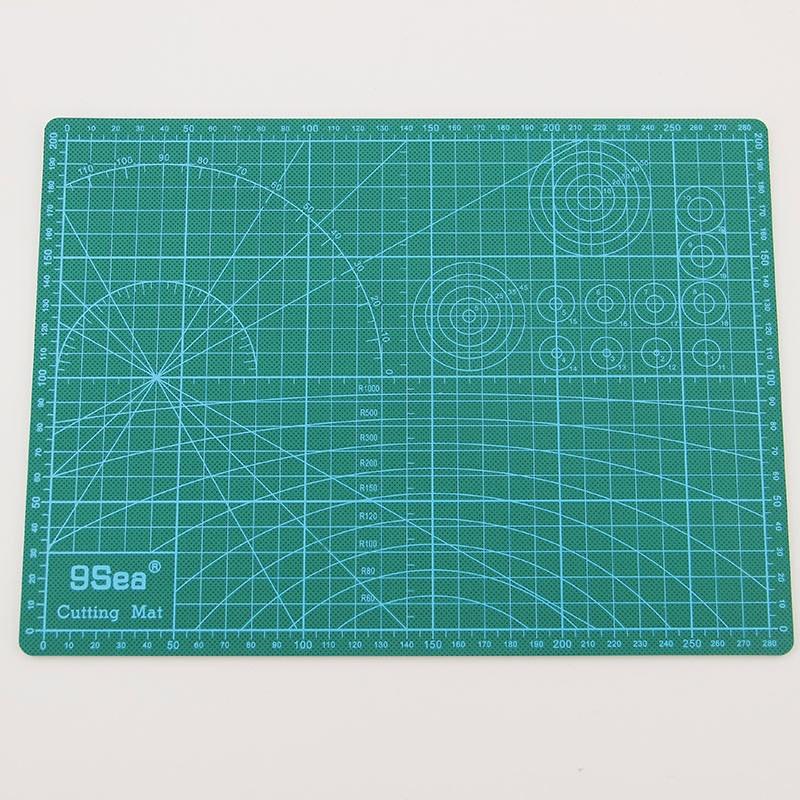 self-healing cut pad