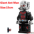 KF888 Building Block Toy Assemble Bricks sets 15CM Giantman Antman Children's gift Super Heroes   The Avengeres XH POGO