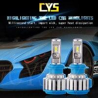 Auto Replacement Parts 2Pcs H11 H8 H7 Led H1 Car Headlight T1 35W Automobile Bulb All