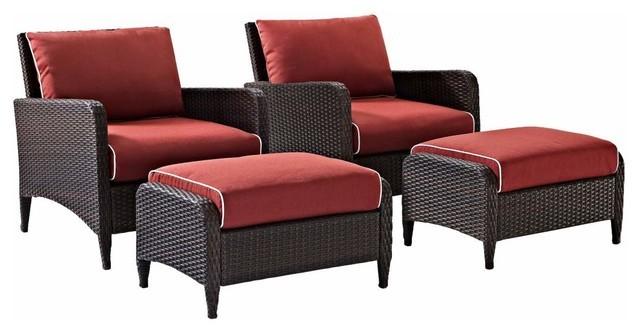 2017 New Arrival 2 Seater With Ottoman Cheap Rattan Garden Sofa