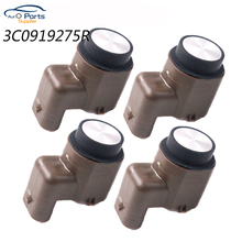 4Pcs/Lot High Quality 3C0919275R Car PDC Parking Sensor Front For V W Passat B6 Golf MK5 J etta Touran