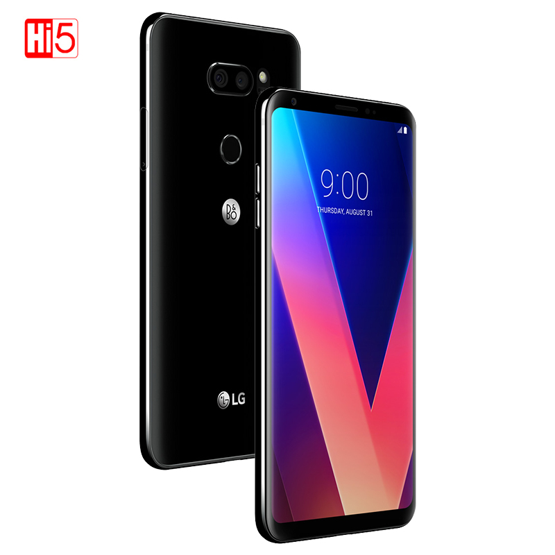 Image 5 - Unlocked LG V30 plus mobile phone V30+ 4GB RAM 128GB ROM Octa Core Dual Sim 6.0''  13MP&16MP Camera 4G LTE SmartPhone 3300mAh-in Cellphones from Cellphones & Telecommunications