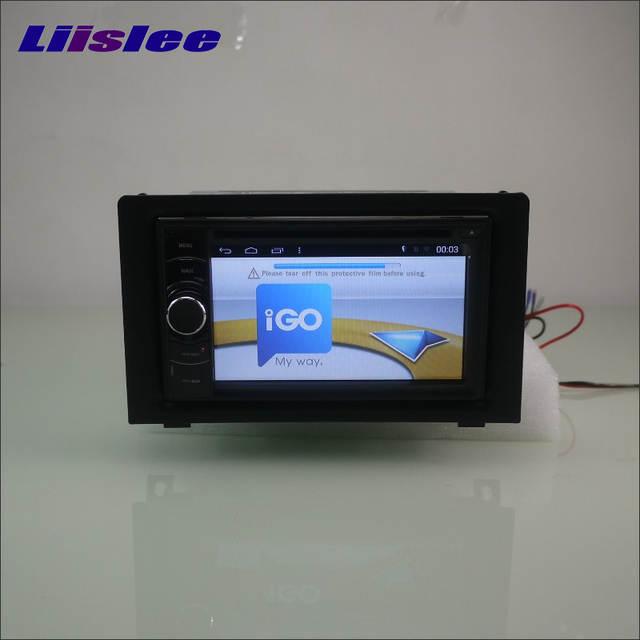 Verwonderend Liislee Car Radio For SAAB 9 3 2003~2014 GPS Navi Navigation ZY-38