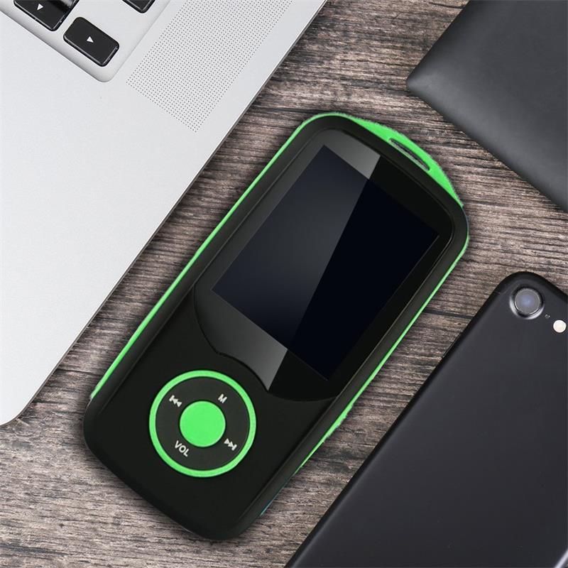 2018 Mise À Jour Version RUIZU X06 8 gb/16 gb Bluetooth MP3 Musique Lecteur 1.8 pouce Couleur Menu Écran Sport walkman avec Radio FM
