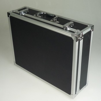 Executive Production Briefcase - Aluminum Box,illusions,Magic Tricks,Stage,Gimmick,Prop,Funny,Mentalism