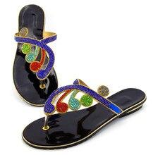 ใหม่fashiopnหนังแท้รองเท้าแตะผู้หญิงแบนฤดูร้อนสายกลวงออกรองเท้าโรมัน