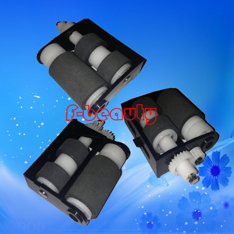 High quality original paper pickup roller compatible for epson 1220 2180 xerox 2050 Lenovo 5500 founder 6100 A6100 new compatible paper pickup roller jc73 00302a for xerox phaser 3124 6110
