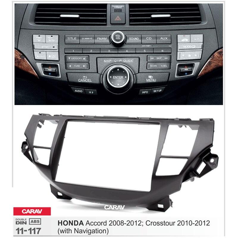 Carav 11 117 Top Quality Radio Fascia For Honda Crosstour